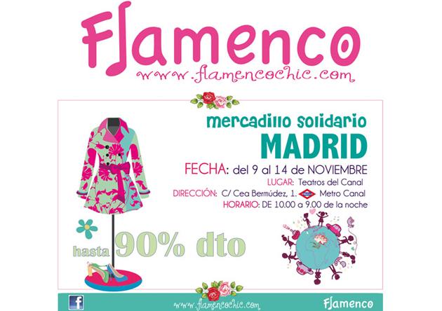 Mercadillo Flamenco 19-22 noviembre 2010