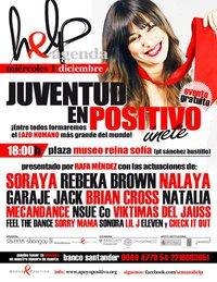 Evento Juventud en Positivo 1 de Diciembre