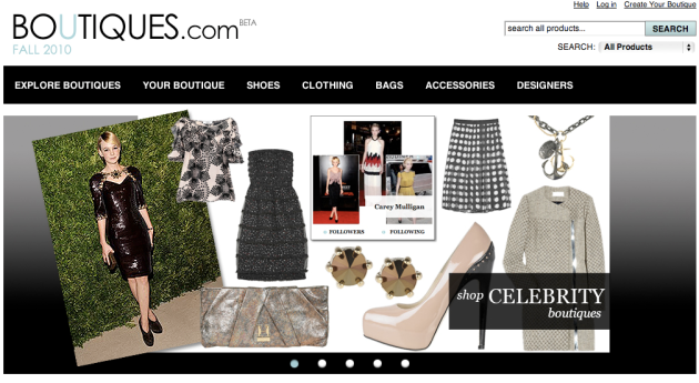 boutiques.com la tienda de moda de google