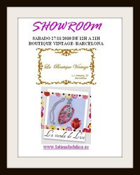 showroom de la tienda de lisa