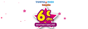 womensecret y tampax