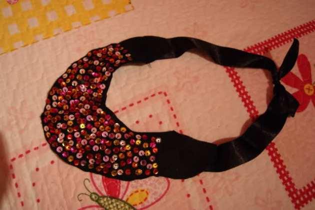 Collar Babero de Carla Style