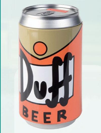 beer duff hucha