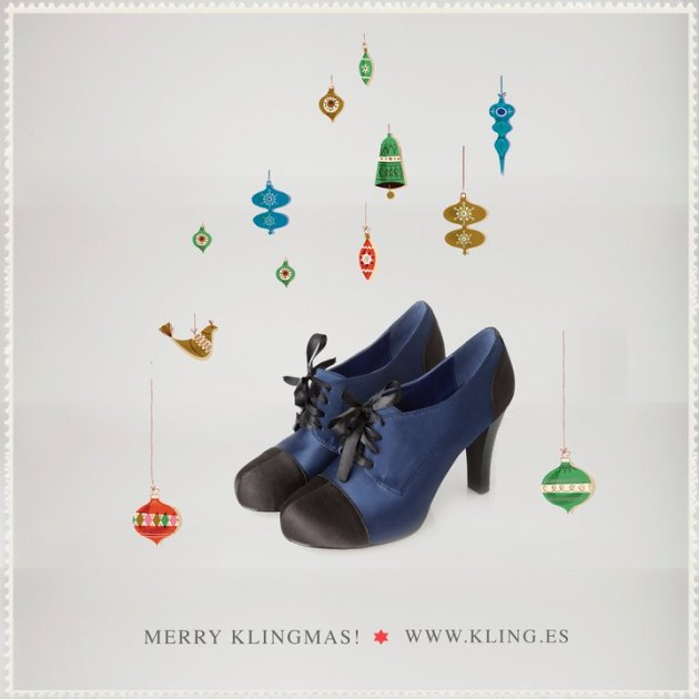 KLING Christmas Shoes