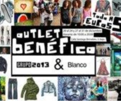 outlet grupo 2013 blanco