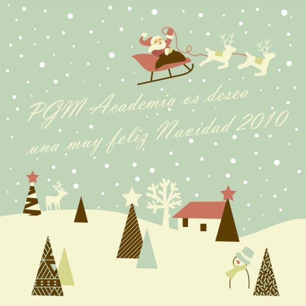PGM Academia Christmas