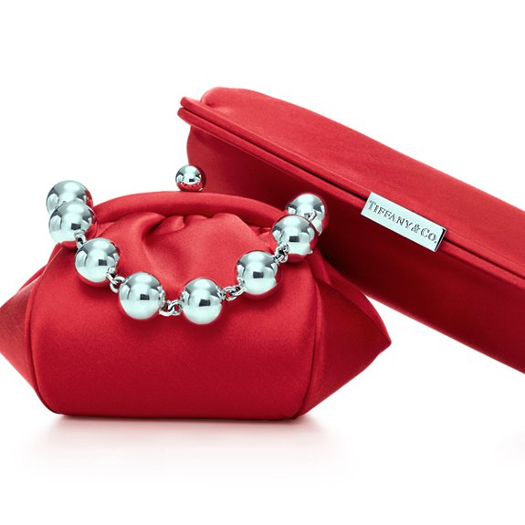 Bracelet bag and Holly clutch