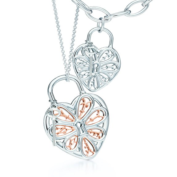 Tiffany Filigree Heart collection