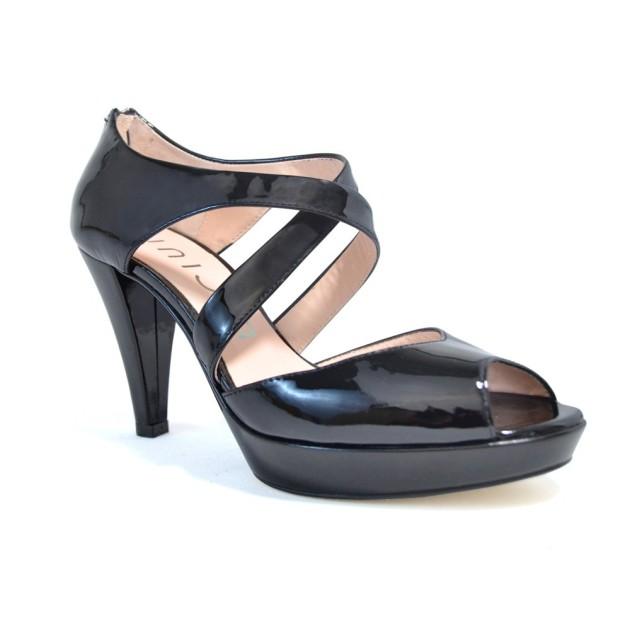 zapato negro unisa