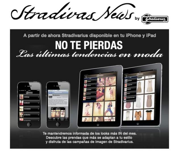 stradivarius aplicacion app iphone ipad