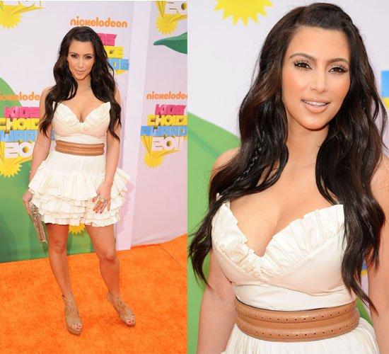 kim kardashian trenza