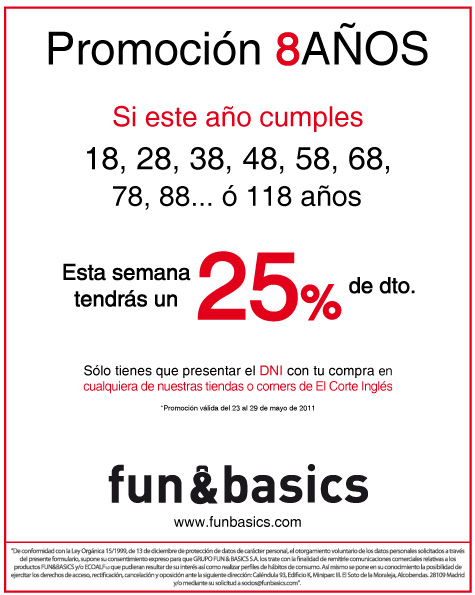 promocion fun&basic