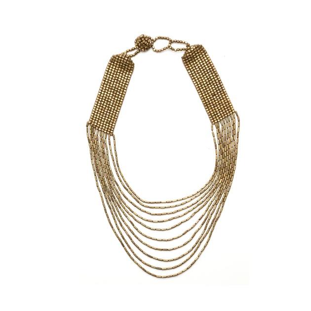 collar babero metalico springfield