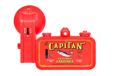 modelo lata sardina camara lomography