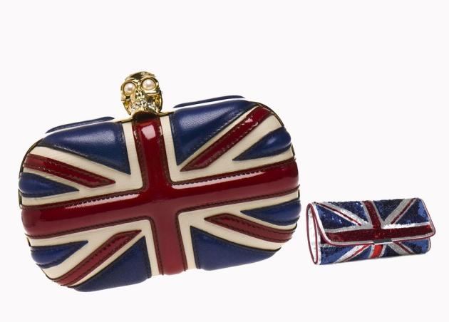 Bolso Alexander McQueen y Bolso bandera Accesorize