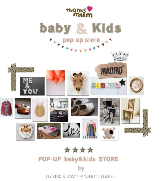 PopUpBaby&KidsMadridinLove