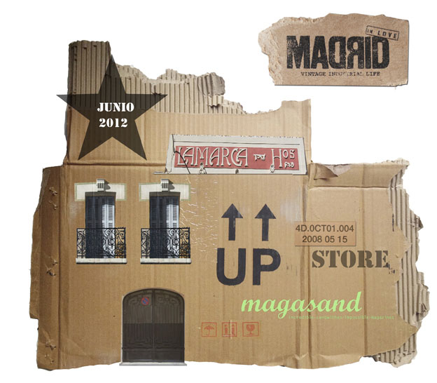 PopUpStore Madrid In Love