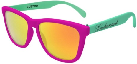 custom sunglasses by Knockaround