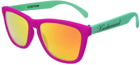 custom sunglasses by Knockaround