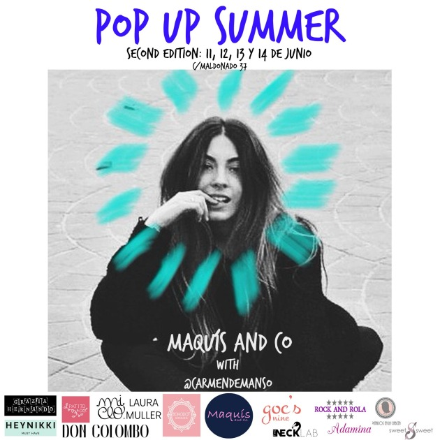 POP UP SUMMER II